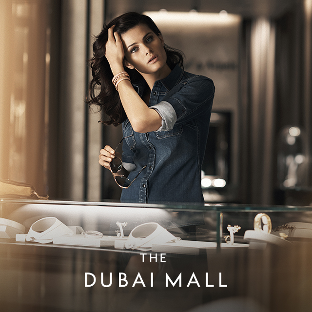 luxury shops, stores & outlets in dubai mall